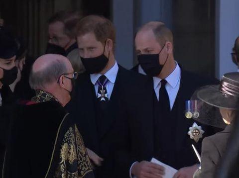 Pangeran Harry dan William