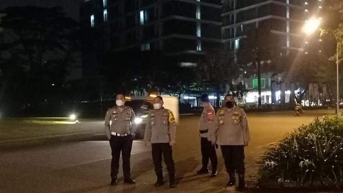 Polres Tangsel Patroli Cegah SOTR