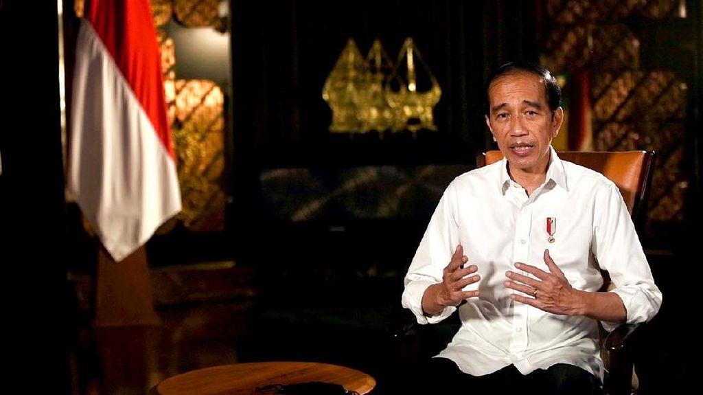 Jokowi Minta Pencarian KRI Nanggala All Out: Keselamatan Awak Prioritas