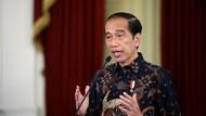 Harapan Jokowi untuk Para Pekerja Seni yang Divaksinasi Hari Ini