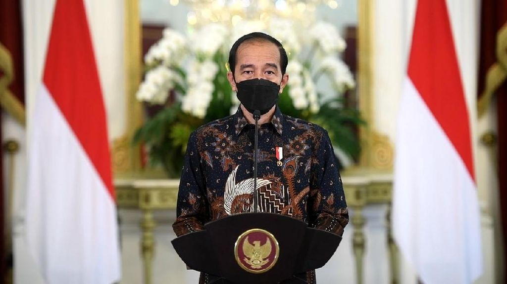 Jokowi: Pandemi COVID-19 Masih Ada, Tetap Eling Lan Waspodo!