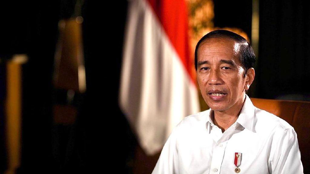 Jokowi : Pendidikan Harus Memerdekakan Manusia