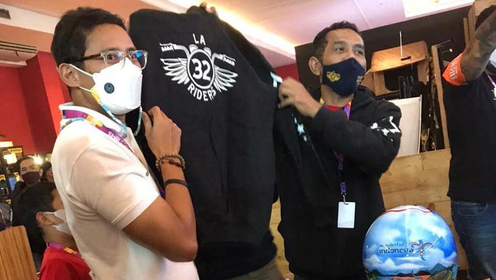 Sandiaga Uno Pastikan Indonesia Gelar Superbike dan MotoGP