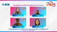 Gabung BCA UMKM Fest Buka Peluang Ekspor hingga Bisa Dapat Diskon 90%