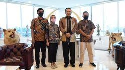Ketua MPR Ajak Putra Putri TNI AU Kembangkan Koperasi dan UMKM