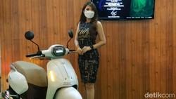 Benelli Panarea Meluncur di RI, Tantang Vespa LX dengan Harga Lebih Miring