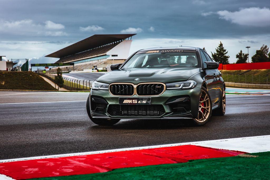 BMW M5 CS, Hadiah buat Pebalap MotoGP Terbaik