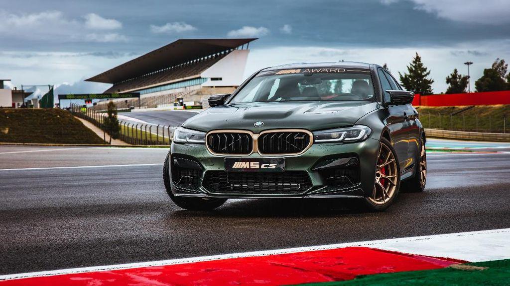 Gaharnya BMW M5 CS buat Raja Kualifikasi MotoGP 2021