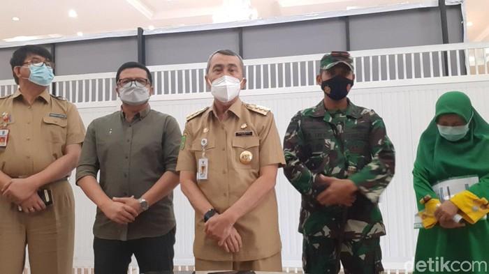 Gubernur Riau, Syamsuar (Raja Adil S/detikcom)