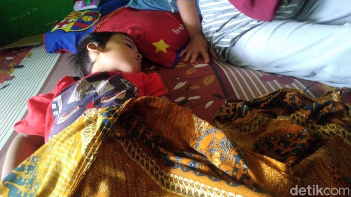 Heboh bocah 4 tahun di Pandeglang disunat gaib