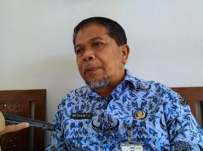 Kepala Disnakertrans Ponorogo Bedianto