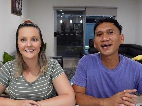 Kisah cinta pasangan pria asal Tanggul , Jember, Jawa Timur menikah dengan bule asal Adelaide, Australia Selatan.
