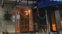 Lokasi Pengeroyokan Brutal ke Anggota Brimob dan Kopassus Diberi Garis Polisi