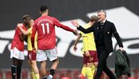 Hasil Liga Inggris Akhir Pekan: MU Menang, Arsenal Imbang