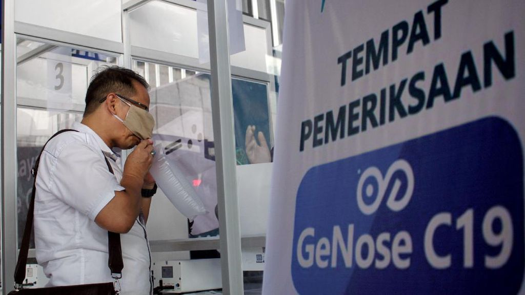 Cek! Harga & Jadwal Tes GeNose di Bandara Yogya hingga Papua