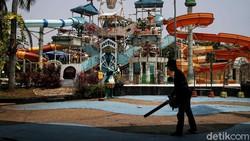 Kolam Renang Atlantis Tak Lagi Keruh, Siap Dibuka Jelang Lebaran