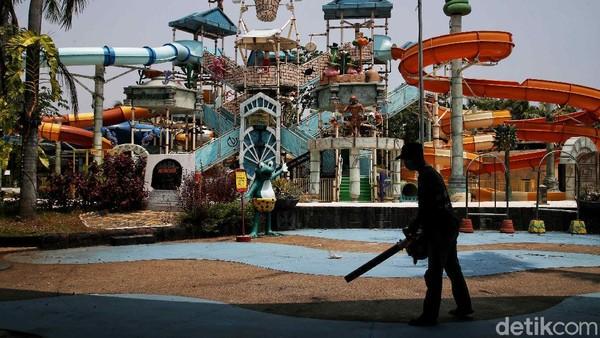 Sementara itu, Vice President Atlantis Water Adventures Ancol, Rika Sudranto, menepis anggapan masyarakat bahwa Atlantis terbengkalai. Ia mengatakan, selama ditutup, Atlantis tetap dirawat.