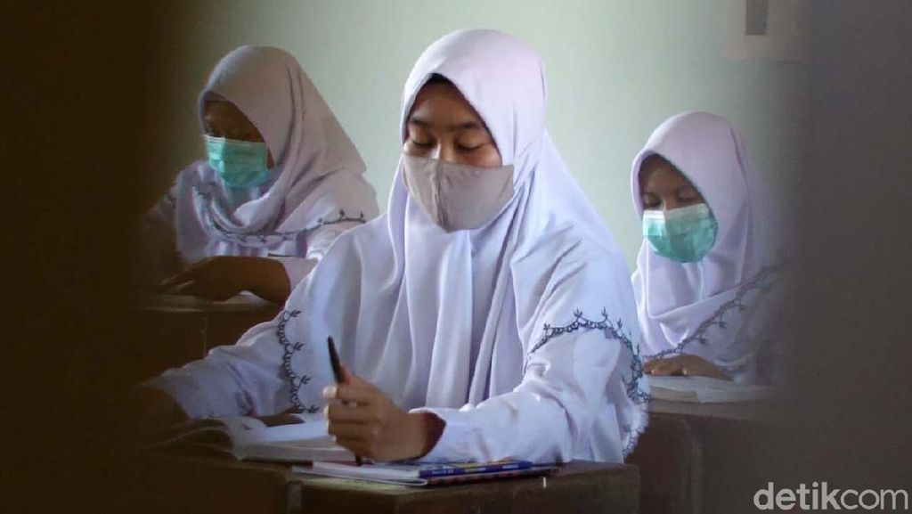 Muncul Klaster COVID di Sekolah Kulon Progo, Dinas : PTM Juli Tetap Jalan