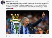 Meme Mourinho Dipecat