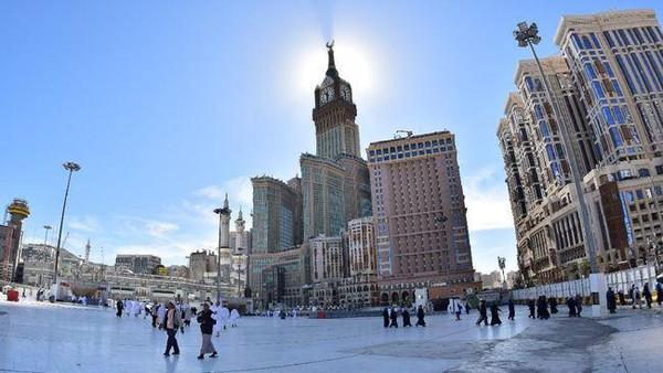 Menara jam Makkah ini dibangun hampir 150 tahun setelah Big Ben di London. (Haidan Abdan Syakuro/iStock)