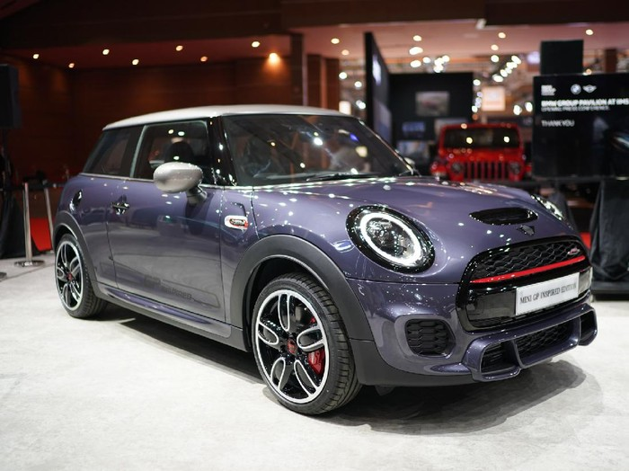 MINI John Cooper Works GP Inspired Edition