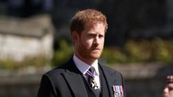 Pangeran Harry Pergi ke London Usai Kejadian Heboh di Bandara