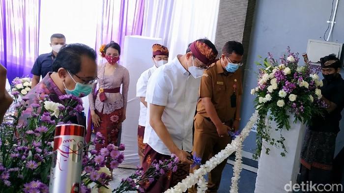 Peresmian layanan internet MyRepublic di Bali di 6 kabupaten/kota Provinsi Bali