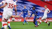 Hasil Semifinal Piala FA: Kalahkan Soton, Leicester Jumpa Chelsea di Final