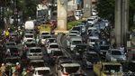 Potret Kemacetan di Tendean Gegara Proyek Galian