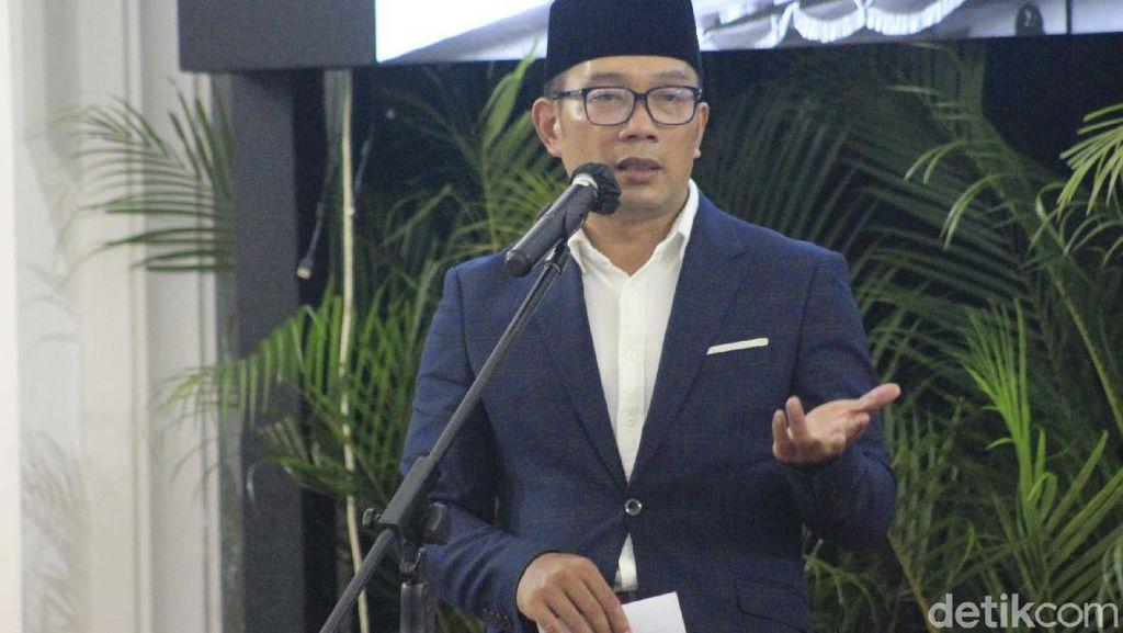 BOR RS di Jabar Turun, RK Minta Pusat Lakukan Pengetatan Berbasis Mikro