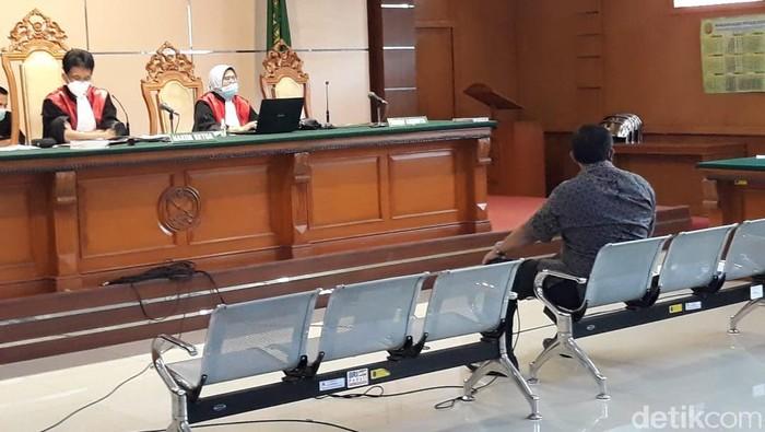 Sidang Kasus Suap Wali Kota Cimahi Nonaktif