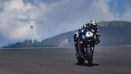 Vinales Tercepat di Tes MotoGP Jerez, Alex Rins Kedua