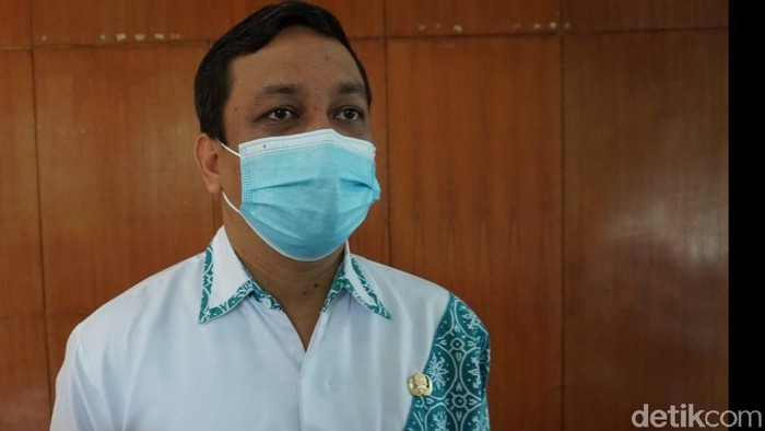 Wali Kota Pekalongan, HA Afzan Arslan Djunaid, Senin (19/4/2021).