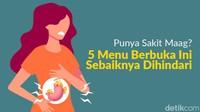 5 Menu Sahur dan Buka Puasa yang Sebaiknya Dihindari Jika Ada Sakit Maag