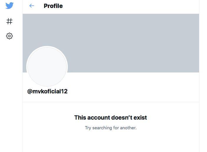 Akun Twitter Maverick Vinales yang tiba-tiba ditutup