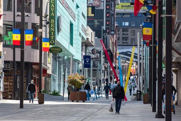 Andorra merupakan negara netral, tak ada kerusuhan, konflik atau kriminal di sini(Getty Images/iStockphoto)