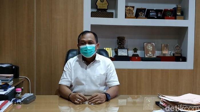 Dirreskrimsus Polda Bali Kombes Pol Yuliar Kus Nugroho (Sui Suadnyana/detikcom)