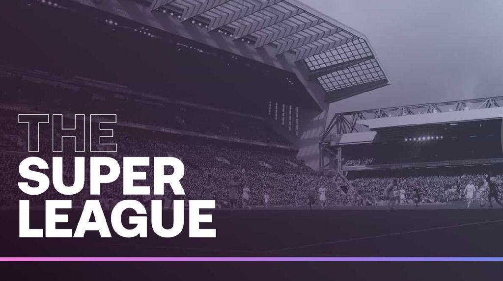European Super League Geram 9 Klub Anggotanya Dihukum