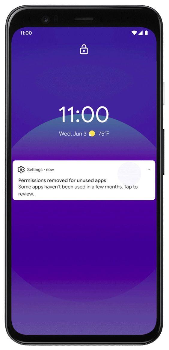 Fitur Hibernasi di Android 12