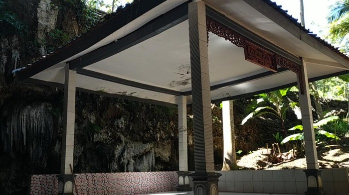 Gua Kalak Pacitan Diyakini Jadi Tempat Ritual Raja Brawijaya hingga Soeharto