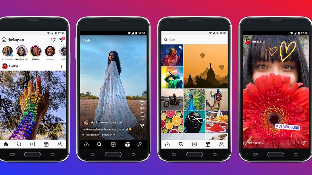 Instagram Lite Resmi Meluncur, Ini Bedanya dari Versi Biasa!