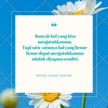 Kata-kata mutiara RA Kartini