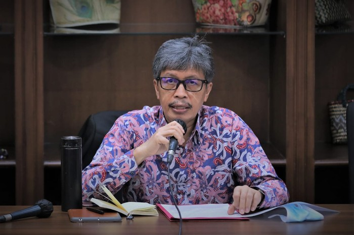 Deputi Usaha Mikro Kementerian Koperasi dan UKM, Eddy Satriya.