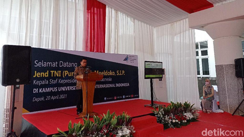 Moeldoko: Peradaban Indonesia Sekarang Kok Semakin Mundur?