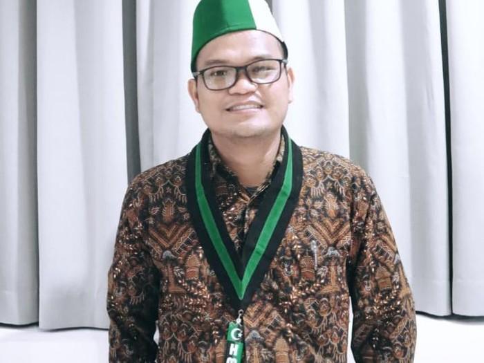 Ketua Komisi Pendidikan dan Kebudayaan PB HMI MPO, Fahrul Rizal. (Dok HMI MPO)