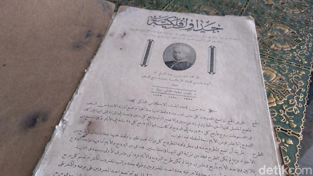 Disusun Era PB X, Kitab Ini Jadi Patokan Penanggalan hingga 2174 Masehi