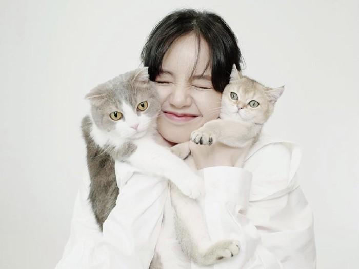 kucing Lisa BLACKPINK