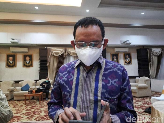 Ketua Tim Pelaksana Lembaga Tes Masuk Perguruan Tinggi (LTMPT), Prof Mohammad Nasih