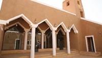 Foto Masjid Berusia 150 Tahun di Arab Saudi Dibuka Kembali