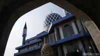 Megahnya Masjid Al Azhar di Kalimalang
